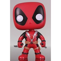 Funko Pop Marvel, Deadpool Two Swords #111