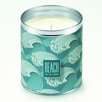 Beach Waves Candle