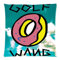 Odd Future (18x18) 45x45cm 2 Sided Sofa Bed Decorative All Over Print Cushion Cover OF Donut Golf Wang Throw Pillow Case