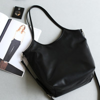 Stylish Casual Simple Design Bags Shoulder Bags [4915806788]