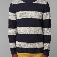 CPO Textured Stripe Sweater