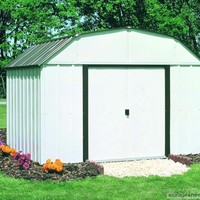 Arrow Concord 10x14 Shed ships FREE - Storage Sheds Direct