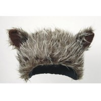 Jacobson Hat Company Adult Wolf Hat
