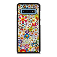 TAKASHI MURAKAMI FLOWERS Samsung Galaxy S10 Plus Case
