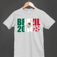 World Cup 2014 - Mexico