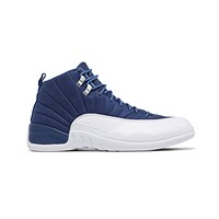 Air Jordan Men's 12 Retro Indigo
