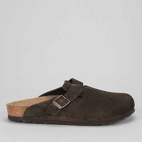 Birkenstock Boston Suede Slip-On Shoe