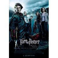 Harry Potter and the Goblet of Fire (Russian) 27x40 Movie Poster (2005)