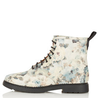 MACHO Heavy Lace Up Boots - Boots - Shoes - Topshop USA