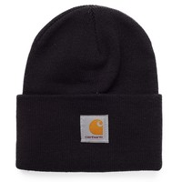 Carhartt WIP Acrylic Watch Hat Black