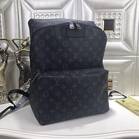 LV Louis Vuitton MONOGRAM Eclipse CANVAS APOLLO BACKPACK BAG