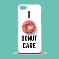 I Donut Care Phone Case
