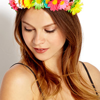 Fly Free Flower Crown