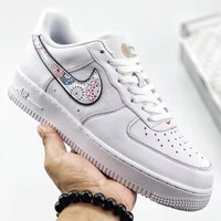 Trendsetter Nike Air Force 1'07 Lny Qs Women Men Fashion Casual Old Skool Shoes