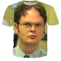 Dwight From The Office Meme Shirt