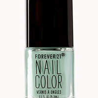 Sea Foam Nail Polish
