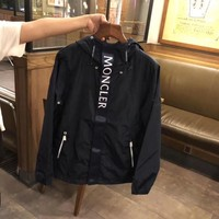 Moncler winter Hooded windbreaker jacket fashion