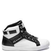 Opall High-Top Sneakers | GuessFactory.com