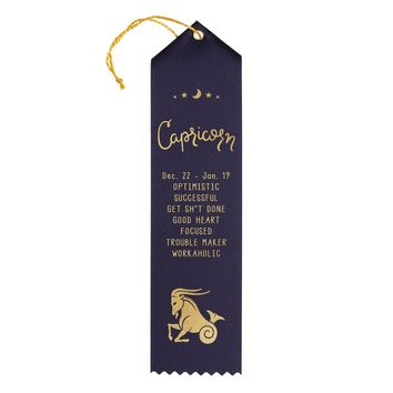 Capricorn Birthday Award