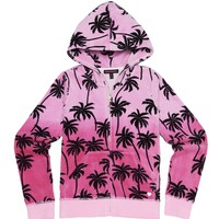 Forever Palm Hoodie by Juicy Couture