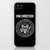 One Direction Infection iPhone Case by Taylor St. Claire | Society6