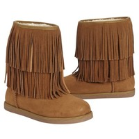ALL OVER FRINGE COZY BOOTS   GIRLS BOOTS SHOES   SHOP JUSTICE