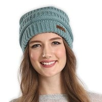 Knit Multicolored Beanie