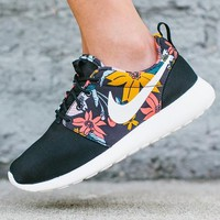 NIKE RoseShe Women Men Running Sport Casual Shoes Sneakers Floral