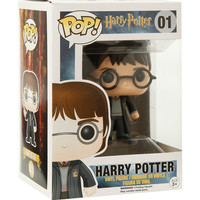 Funko Harry Potter Pop! Harry Potter With Wand Vinyl Figure
