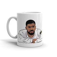 Drake Drizzy ovo 6 God Views hotline bling weeknd j cole Ceramic Coffee Morning Mug