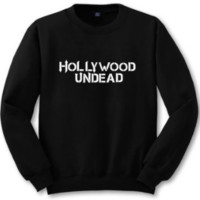 [HOLLYWOOD UNDEAD] new English sweater personalized couple sweater