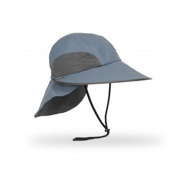Sunday Afternoons Sport Hat Medium Chambray Charcoal