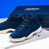 """Ready Stock"" Air Jordan 11 RE2PECT PRM ""Jeter""  351792-147"