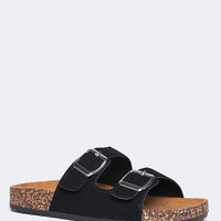 Keri Trendy Open Toe Slide Shoe