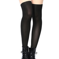Color-block Tights -SheIn(Sheinside)