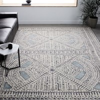 Dynasty Rug - Dusty Blue
