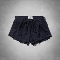 A&F Lacy Knit Shorts