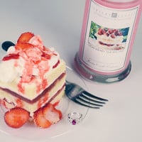 Strawberry Shortcake Jewelry Candles