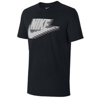 Nike Lenticular Futura T-Shirt - Men's at Champs Sports