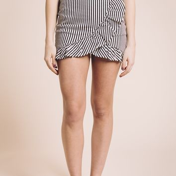 Lost In Sight Skort
