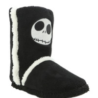 The Nightmare Before Christmas Jack Slipper Boots