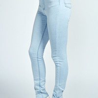 Toubou Skinny High Rise Denim Jeans