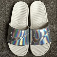 Nike Simple the Bright Slide Sandals Slippers