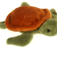 """""""comfies"""" - 10"""" b/b turtle with comfies Case of 24"""
