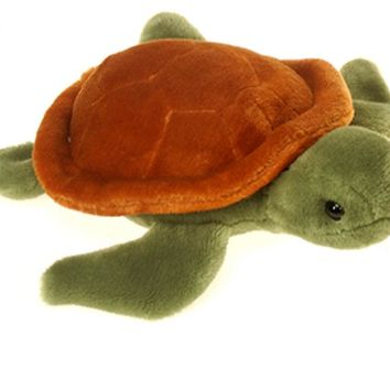 """comfies"" - 10"" b/b turtle with comfies Case of 24"