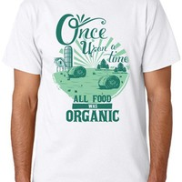 Once Upon a Time - Unisex T-Shirt (Organic Cotton)