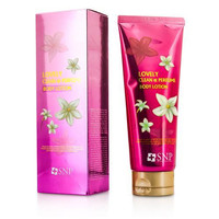 Lovely Clean & Perfume Body Lotion --200g-6.7oz