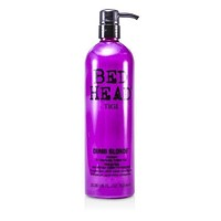 Bed Head Dumb Blonde Shampoo (For Chemically Treated Hair) - 750ml-25.36oz