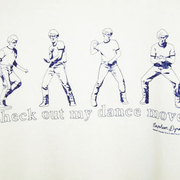 Napoleon Dynamite Check Out My Dance Moves T-shirt