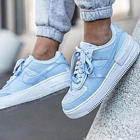 Nike Air Force 1 Shadow Popular Women Casual Sport Running Shoes Sneakers